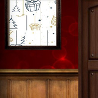 Free online html5 games - Amgel Christmas Room Escape 4 game