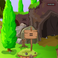 Free online html5 games - GamesZone15 Escape From Forest Cave game