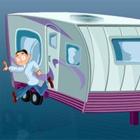 Free online flash games - 123bee Caravan Escape game - WowEscape