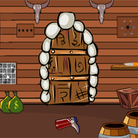 Free online flash games - GenieFunGames Little Cowboy Rescue