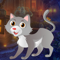 Free online flash games - Chase Cat Rescue