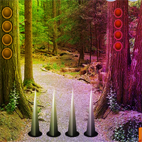 Free online flash games - AVMGames Dramatic Forest Escape game - WowEscape