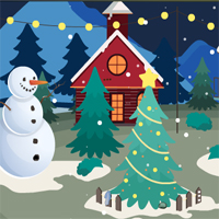 Free online flash games - Christmas Celebration Escape game - WowEscape