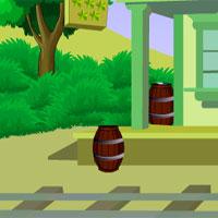 Free online flash games - Avm Escape The Garden Hut game - WowEscape
