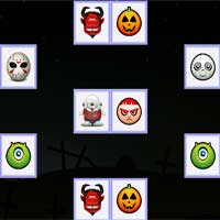 Free online flash games - Halloween Matching puzzle game - WowEscape