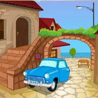 Free online flash games - Car Escape From Street