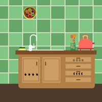 Free online flash games - GFG Empty Room Escape 2