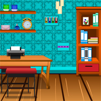 Free online flash games - Board House Escape
