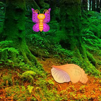 Free online flash games - Guileful Fox Escape