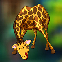 Free online flash games - AVMGames Giraffe Escape