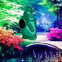 Free online flash games - Easter Fantasy Girl Escape