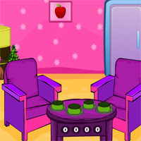 Free online flash games - Dressup2Girls Girls Room Escape 6
