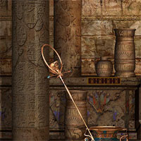 Free online flash games - Ancient Mystery Escape