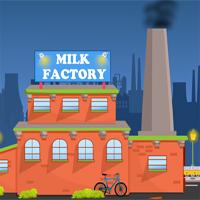 Free online flash games - Milk Van Escape