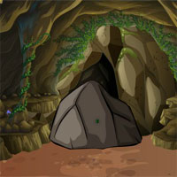 Free online flash games - Mystical Stone Cave Escape