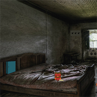 Free online flash games - GFG Old And Creepy Room Escape
