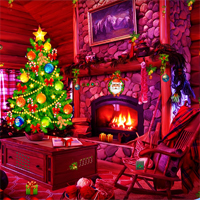 Free online flash games - Top10NewGames Escape From Xmas Party House game - WowEscape
