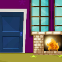 Free online html5 games - 8b Purple House Escape game