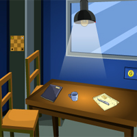 Free online flash games - GenieFunGames Interrogation Room Escape