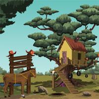 Games4Escape Cowboy Horse Escape