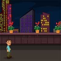 Man Rescue From Zombie OnlineEscape24