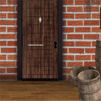 Free online flash games - GFG Cottage Puzzle Door Escape