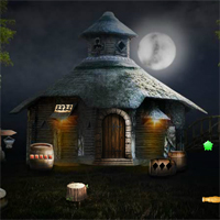 Free online flash games - Top10NewGames Escape From Dark World game - WowEscape