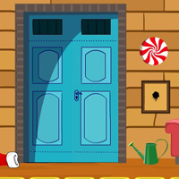 Free online html5 games - G4E Christmas Green Room Escape game
