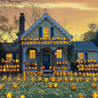 Free online flash games - Halloween House New game - WowEscape