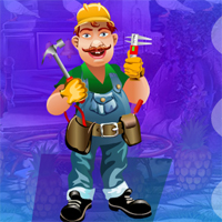 Free online flash games - Games4king Plumber Man Rescue