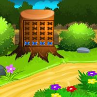 Free online html5 escape games - G2L Colourful Garden Escape