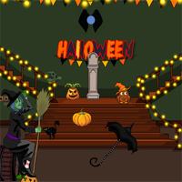free online flash games sivigames end of halloween game wowescape