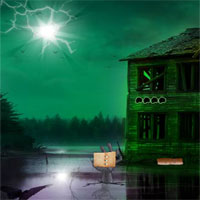 Free online flash games - Top10 Escape From Scared House game - WowEscape