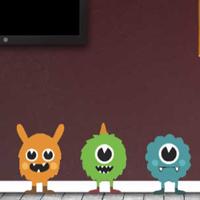 Free online html5 escape games - 8bgame Afraid Little Girl Escape