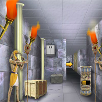 Free online flash games - FEG Egyptian Pyramid game - WowEscape