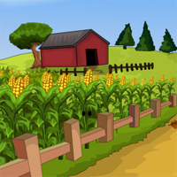 Free online flash games - Games4Escape Thanksgiving Maize Farm Escape