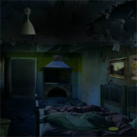 Free online flash games - Escape Deserted House