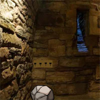 Free online flash games - GFG Historic Castle Dungeon Escape