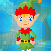 Free online flash games - G4K Cute Elf Boy Escape