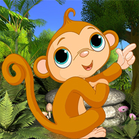 G4K  Monkey  Rescue Game