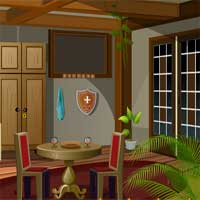 Village Wooden House KnfGame