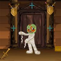 Free online flash games - Games4Escape Halloween Party House Escape 09 game - WowEscape