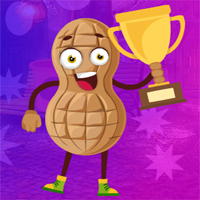 Free online flash games - Games4king Winner Peanut Escape game - WowEscape