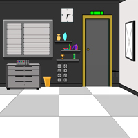 Play knfGame Stylish Office Room Escape at wowescape.com-Enjoy to play