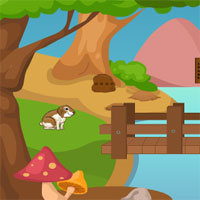 Free online flash games - G4E Bear Rescue game - WowEscape