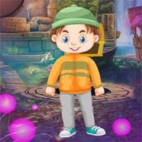 Free online flash games - Games4King Simper Boy Escape