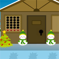Free online flash games - Find Christmas Cap