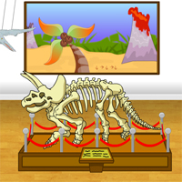 Free online flash games - MouseCity Locked In Escape Museum game - WowEscape