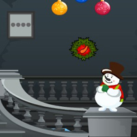Free online html5 games - Christmas Festival Escape game