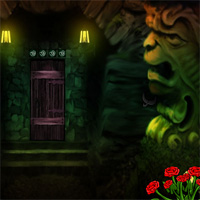 Free online flash games - Sleeping Dark Forest Witch Secrets NSRGames